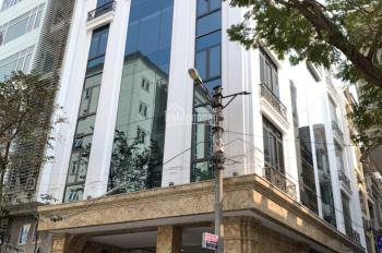 Cho thuê nhà mặt phố Thi Sách, Hai Bà Trưng, DT 300m2, MT 10m, xây 7 tầng, 1 hầm. LH: 0399909083