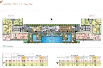 Bán giá gốc căn 3PN view biệt thự dự án Urban Hill. LH: 0947 357 168 Thùy Linh