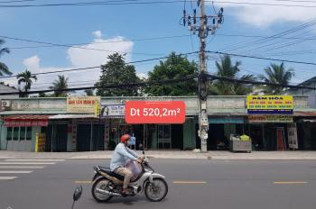 Cho thuê mặt bằng chính chủ mặt tiền rộng trên đường DT745 đông dân