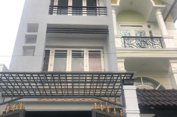 Nhà đẹp xây 3 tầng xây dựng kiên cố