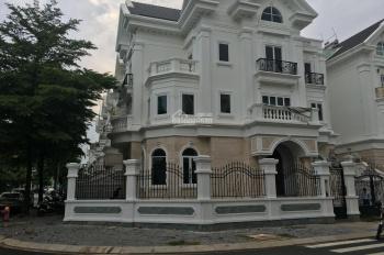 Cho thuê biệt thự góc 2MT Đường Số 8 - Đường Số 5, KDC Cityland Phan Văn Trị, P5, Gò Vấp