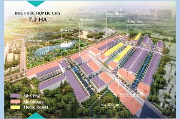 Đất nền thành phố cảng Phú Mỹ, Lic City,thanh toán 450tr, 100m2, thổ cư 100%, liên hệ: 0933369837
