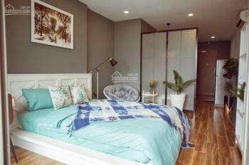 Cho thuê căn hộ B1 Trường Sa, Q. Bình Thạnh, 60m2, 2PN, full NT, giá: 9tr/th, LH: 0938539253
