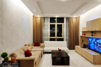 Cần cho thuê căn hộ 03 phòng ngủ tại The Vista An Phú tháp T2, view xa lộ, nội thất đẹp, giá 32.5tr