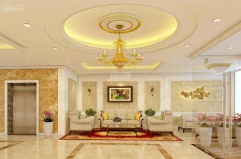 Cho thuê khách sạn 53 phòng quận Hai Bà Trưng, DT 300m2 x 8 tầng, 1 hầm, LH 0976995444