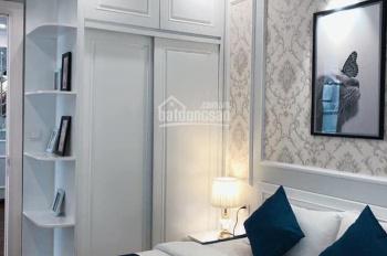 Cho thuê chung cư Long Biên tòa Eco City đầy đủ nội thất 13 tr/tháng. LH 0915745316