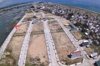 Bán nhanh lô đất KDC Nghĩa An view trực diện sông 82,5m2, giá 880 triệu, liên hệ 0935555357