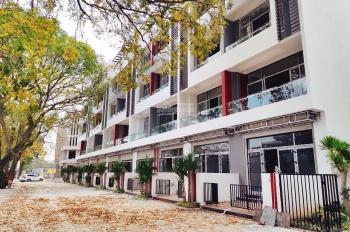 Bán gấp căn shophouse 2 mặt tiền, mặt đường Đức Giang - Bình Minh Garden, nhận nhà luôn, 0972448013