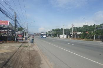 Bán lô đất 8947 m2 có 300m2 thổ cư, mặt tiền ĐT 741 (Nguyễn Văn Thành), gần chợ Nhật Huy