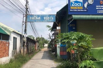 Bán nhà trệt lầu đẹp hẻm 120 đường Hoàng Quốc Việt gần bánh xèo 7 Tới và chợ An Bình, NK, CT