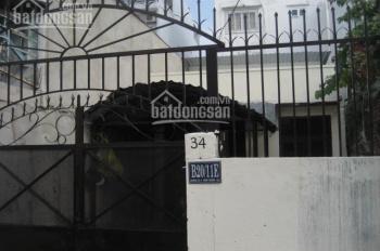 Cho thuê nhà số 34, Đường 51, Phường Bình Thuận, Quận 7 - LH: 0937240568