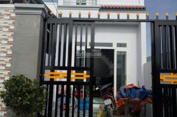Bán nhà Bình Chánh giá rẻ 1 tỷ 750/86 m2, 1 trệt 1 lầu, sổ riêng, LH 0932614234