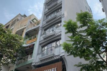 Cần bán hết tài sản, nhà 8 tầng Trần Hưng Đạo, Quận 1 (4x22m) Giá 35 tỷ thương lượng nhiều