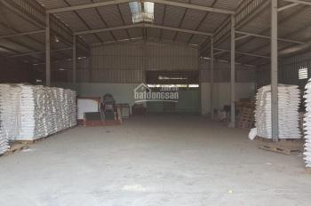 Bán kho 1.300m2 Kênh A, Lê Minh Xuân, Bình Chánh. LH: 0909036285