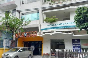 Cho thuê nhà mặt tiền Nguyễn Văn Thủ - P Đa Kao Q1 nằm ngay trung tâm diện tích 5m*17m