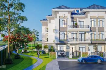 20 căn biệt thự Verosa Park giá tốt nhất, 1 trệt 3 lầu, DT 5x17m, 5x20m, 6x17m, 6x20m, 10x19m
