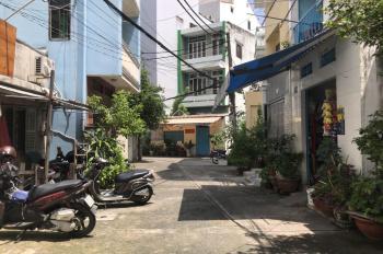 Bán nhà cấp 4 hẻm xe hơi 7m Phạm Viết Chánh quận 1, an ninh yên tĩnh 3,7x15m nở hậu 3,9m
