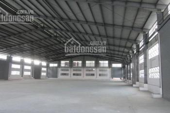 Cho thuê 2000m2 nhà xưởng khung thép Zamil tại Phố Nối, Hưng Yên. Gần ngã 4 Phố Nối