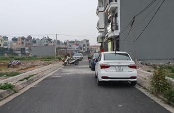 Bán đất đấu giá Ao Phe Đức Thượng, Hoài Đức, Hà Nội, 80m2, đường ô tô, giá 2.22 tỷ