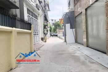 Bán nhà 4 tầng nằm trong ngõ Ngô Xuân Quảng, Trâu Quỳ. DT 76m2, đường ô tô, hướng Bắc
