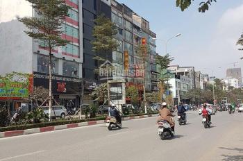 Bán nhà mặt phố Lê Đức Thọ DT 445m2 x 4 tầng, mặt tiền 14m, giá 210 tỷ, xây chung cư, khách sạn