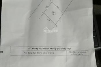Bán đất 30m2 khu Yên Xá gần bệnh viện 103, viện K, viện Bỏng...LH 0942 336 026
