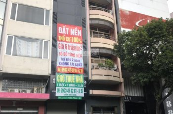 Cho thuê nhà mặt tiền 8x18m Huỳnh Tịnh Của, Phường 8 Quận 3, trệt 2 lầu, kinh doanh tự do