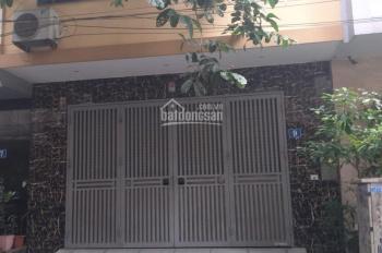 Cho thuê nhà mặt phố Nguyễn Khả Trạc, phường Mai Dịch. Diện tích 70m2 x 5 tầng