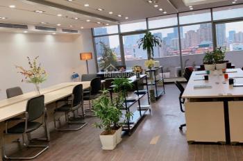 Cho thuê VP tòa Eurowindow, diện tích 100 - 200 - 300m2, đầy đủ bàn ghế, full dịch vụ, giá ưu đãi