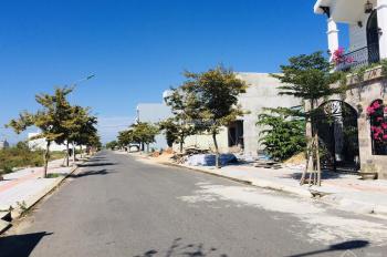 Bán đất mặt tiền trục đường 7m5 thông dài B2.35 điện âm tay phải Nam Hòa Xuân, sát cầu Trung Lương