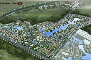 Cần bán shophouse khu đô thị mới Nam An Khánh Sudico diện tích 188m2, mặt tiền 6.5m nhận nhà ngay