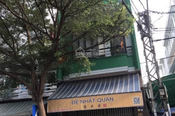 Cần cho thuê nhà nguyên căn 3 tầng mặt tiền đường Tô Hiến Thành, HĐ dài hạn. LH 0913777837