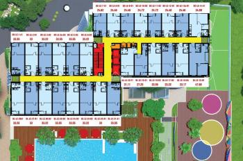 Bán căn officetel Diamond Lotus Lakeview Lũy Bán Bích - 0934181117