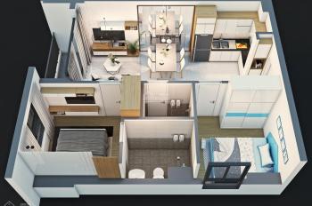 Bán gấp căn hộ Bcons Miền Đông view đẹp 53m2 giá tốt trong tuần 1 tỷ 420tr. LH 0989538728