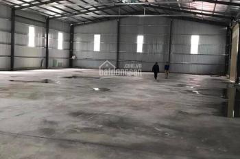 Cho thuê nhà xưởng giá rẻ phường Trung Mỹ Tây, ngang 40x50m xưởng mới giá 200 tr/th, LH: 0933198277