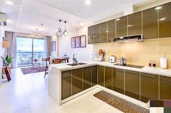 Khách ruột gửi căn hộ 2PN Everrich, view bitexco rộng thoáng, hoàn thiện cao cấp. LH: 0901185618