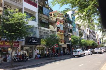 Bán nhà 2 MT đường Lý Chính Thắng 4,1m x 15m, 4 tầng, đối diện nhà khách T78