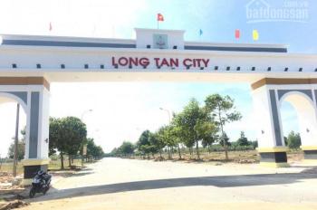 Cần tiền bán gấp Lô Đường Chính khu đô thị Long Tân City, nhận ký gửi mua bán, LH 0946648554