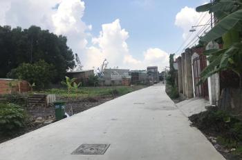 Bán đất ngay cổng 11, DT 113m2, thổ cư 100%, đường 7m, sổ riêng, đường thông, ấp Vườn Dừa