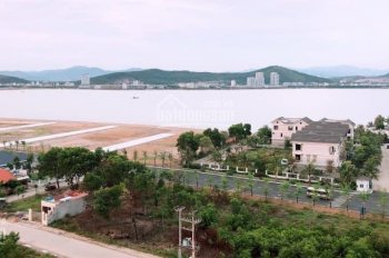 Bán đất bám đường 38m xuyên đảo Tuần Châu giá đầu tư chỉ 7,5 tr/m2, LH 0985490188