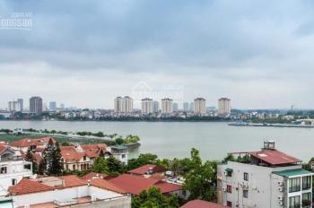 Bán nhà mặt Hồ Tây, 3 mặt thoáng, Quảng An, Tây Hồ, Hà Nội