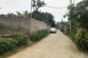 Bán khuôn viên nhà vườn tại Tiến Xuân, Thạch Thất, Hà Nội, giáp Xanh villa