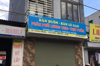 Cần bán nhà mặt phố kinh doanh sầm uất trung tâm xã Tiên Dương