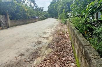 Cần chuyển nhượng lô đất 1280m2 đất làm biệt thự nhà vườn nghỉ dưỡng, vị trí đắc địa tại Cư Yên, LS