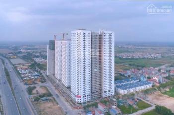 Cần bán căn góc 06 tòa Park 2 CC Eurowindow River Park Đông Trù, 96m2 hợp với nhà có người già