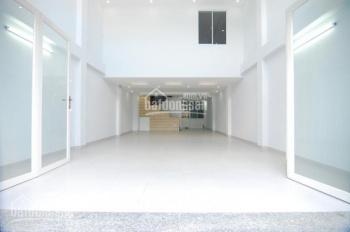 Cho thuê siêu vị trí nhà mặt tiền Phan Văn Trị P7 GV 6.1x15m trệt 2 lầu nhà mới đẹp, giá 49tr900/th