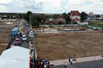 Bán lô đất dự án Tân Lân Riverside, 80m2, giá 650 triệu, có sổ hồng rồi, giá rẻ hơn thị trường
