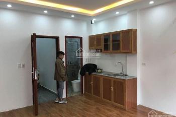 Cần bán tòa nhà CCMN Hồ Tùng Mậu 6.2 tỷ, full nội thất, thang máy, KD 35 triệu/th 60m2, 6T, MT 3.8m