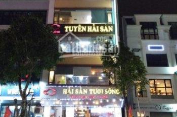 Gấp cho thuê MP Xã Đàn, 77m2 x 4 tầng giá 45 triệu/th, LH: 0377915033