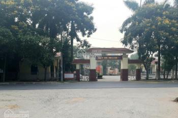 Siêu phẩm lô đất dịch vụ giá rẻ trước cổng ủy ban xã Thanh Trù - Gần tuyến đường Quốc Lộ 2